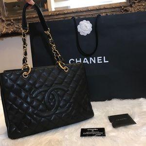522dd740b5b Women Grand Shopper Chanel Bag on Poshmark